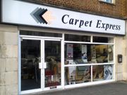 London Carpet Express carpet shop London