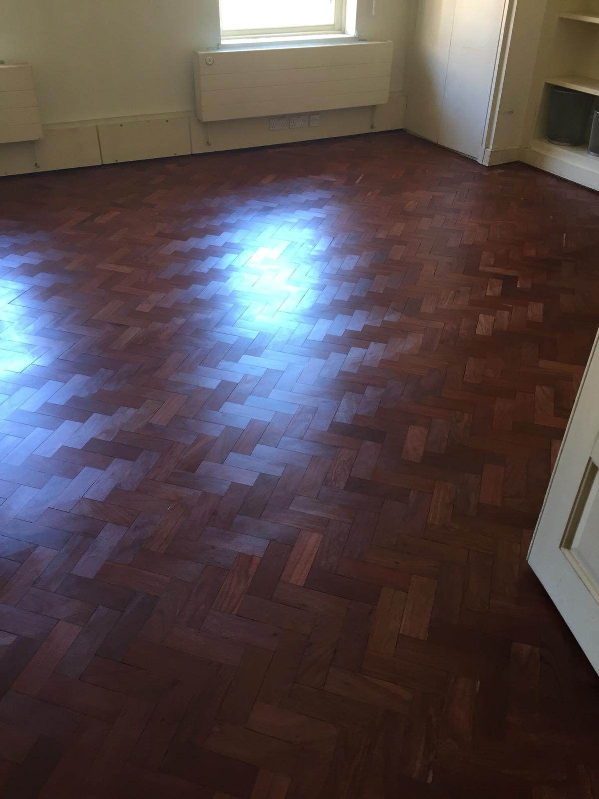 flooring restoration london