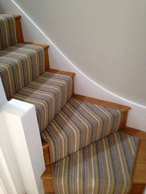 knightsbridge patterned stair carpet