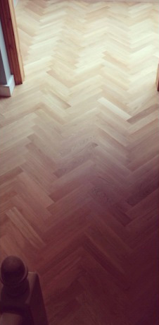 wooden floor by London Carpet Express Flooring