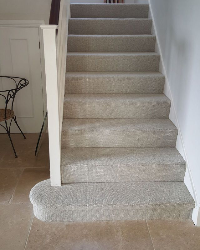 Lovely, simple #quality stair #carpet for a home in #Westminster thank you to our lovely #carpetfitters
