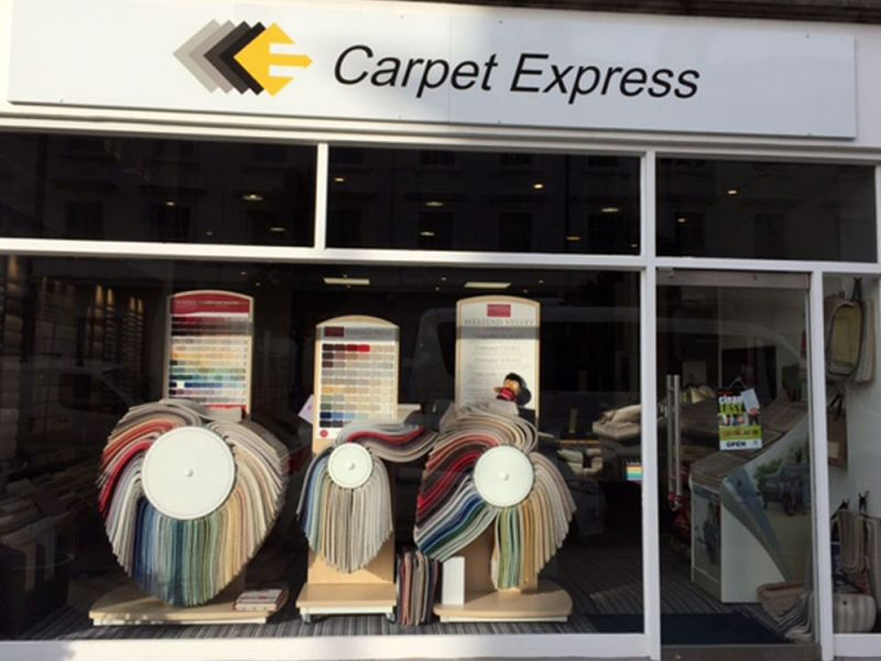 Carpet Express - Pop in to our Carpet Showroom in Lupus Street, Westminster London